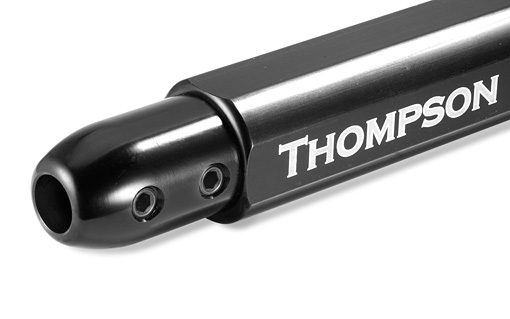 "Thompson-12 inch Handle 1/2"""" nose"