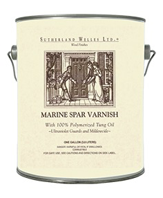 EXTERIOR MARINE SPAR VARNISH-pint 450ml