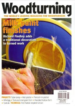 Woodturning Magazine June 2019 #332