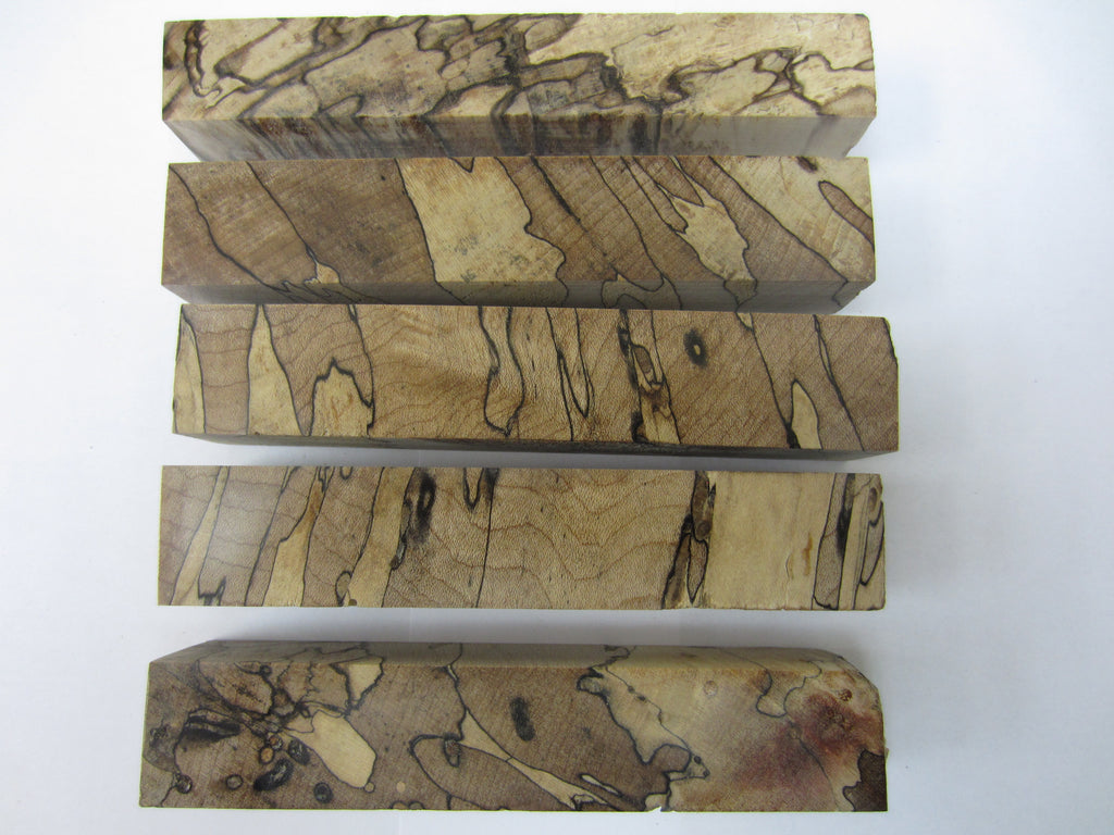 Stabilized Wood Set 3