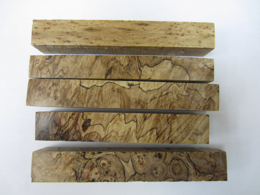Stabilized Wood Set 15