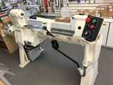 "ONEWAY-1640-LATHE-2 HP Package, w/braking resistor,RFI,remote stop start,24"" bed extention,riser block,extra banjo."