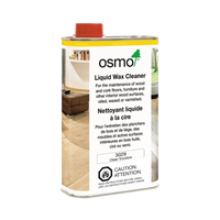 Osmo-Liquid Wax Cleaner-Clear #3029 1.0 L