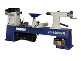 Rikon-70-150VSR Variable Speed Midi Lathe