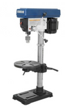 "Rikon-30-120 13"" Benchtop Drill Press-13"" Benchtop Drill Press #30-120 is a larger model for a more serious woodworker, that requires a benchtop design. It features greater drilling capacity, more spindle speed settings, a larger keyed chuck for bigger di"