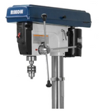 "Rikon-30-240 20"" Driil Press 1 HP, 4 3/4 travel, 180-3,685 RPM"