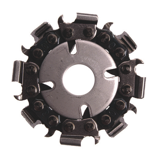 Merlin 8 Tooth Chain with 10 mm Discs
