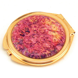 Compact Mirror Round  / GOLD