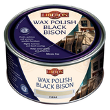 Liberon- Black Bison Wax Clear 150ml.