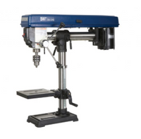"Rikon-30-140 34"" Benchtop Radial Drill Press 1/3HP, 3 1/8 travel, 620-3,100 rpm"