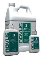 NOVUS- #3 HEAVY SCRATCH REMOVER-8oz.