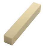 "Solid White Pen Blank 3/4""X3/4""x5"""