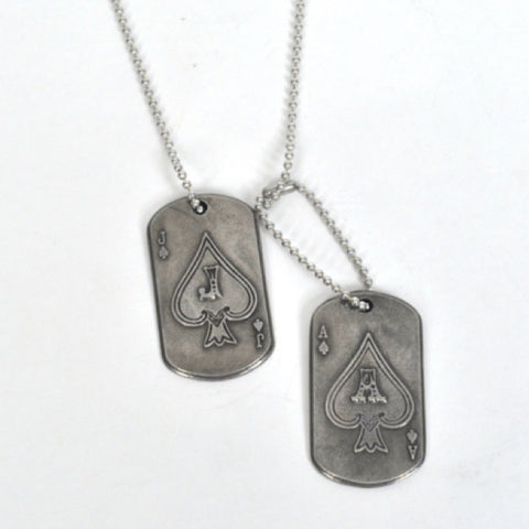 JA Dog Tags