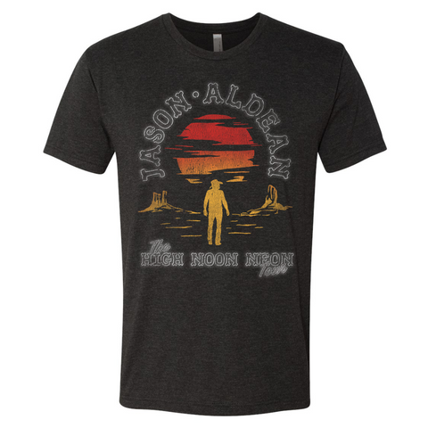 High Noon Neon Tour Tee