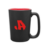 Black & Red JA Mug