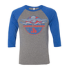 Eagle Baseball Raglan Tee