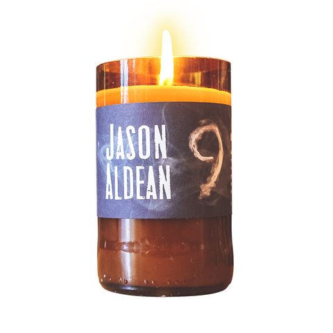"""9"" Candle"