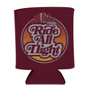Red Ride All Night Tour Koozie