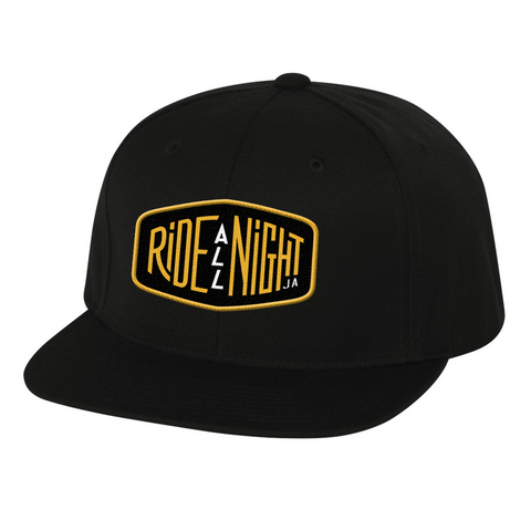 Ride All Night Tour Black Hat
