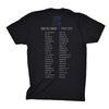 Ride All Night Tour Tee