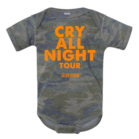 Cry All Night Onesie