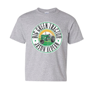 "Kids ""Big Green Tractor"" Tee"