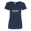 Jason Aldean's Nashville Blue Ladies V-Neck