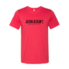 Jason Aldean's Nashville Red Card Tee