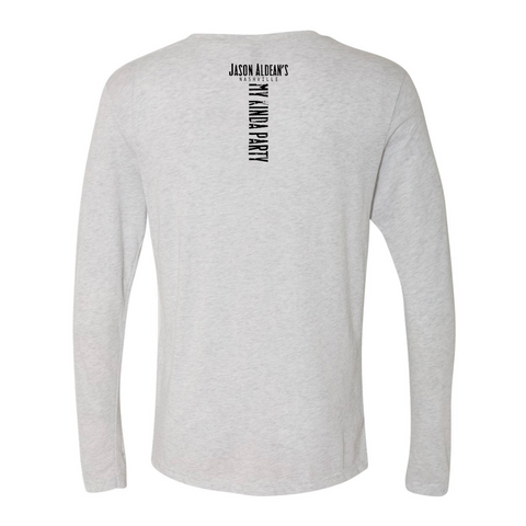 Jason Aldean's Nashville My Kinda Party Long Sleeve