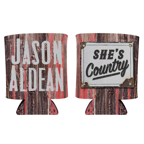 She's Country Koozie