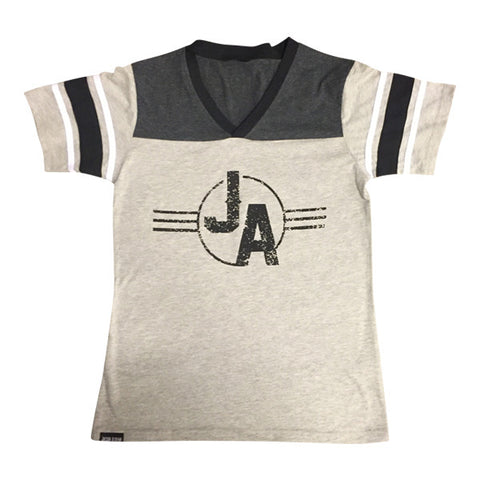 Women's Heather Grey Jersey