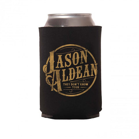 'They Don't Know Tour' Koozie