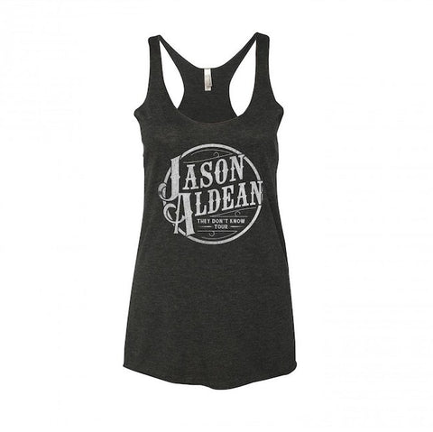 'They Don't Know Tour' Grey Ladies Tank