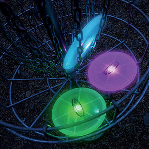 Flashflight LED Light Up Golf Disc - Set - Flashflight.com - 26