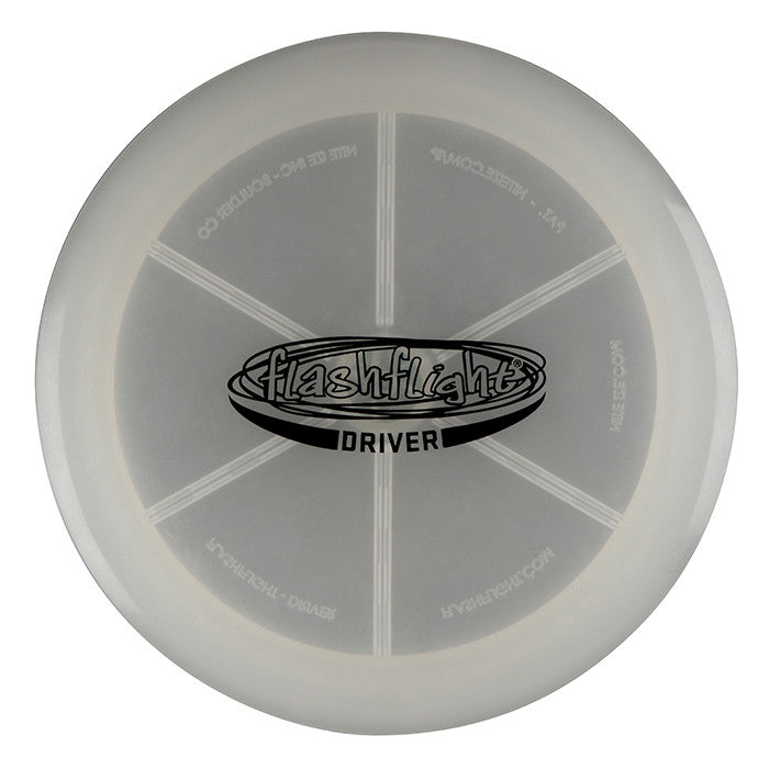 Flashflight LED Light Up Golf Disc - Driver - Flashflight.com - 3