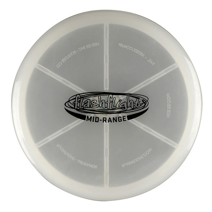 Flashflight LED Light Up Golf Disc - Mid-range - Flashflight.com - 3