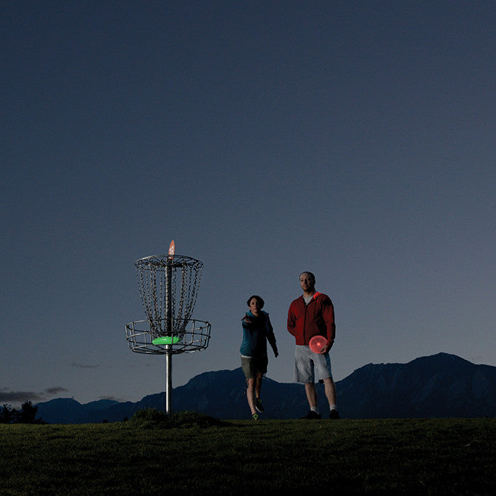 Flashflight LED Light Up Golf Disc - Mid-range - Flashflight.com - 11