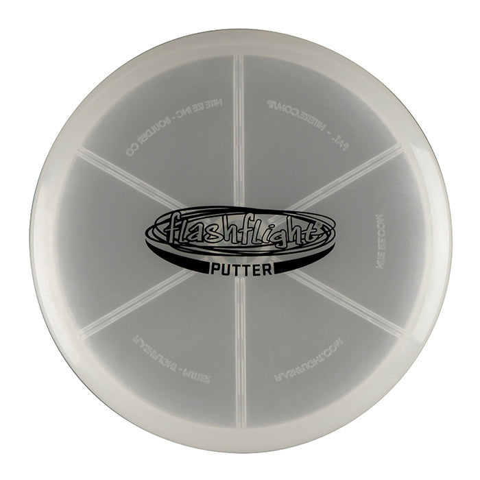 Flashflight LED Light Up Golf Disc - Putter - Flashflight.com - 3