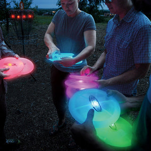 Flashflight LED Light Up Golf Disc - Set - Flashflight.com - 23
