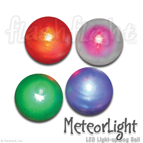 MeteorLight LED Light-Up Ball - Flashflight.com - 1