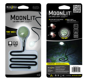 Moonlit LED Area Light - Flashflight.com - 5