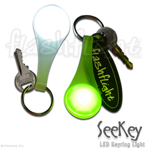 SeeKey LED Keyring Light - Flashflight.com - 1