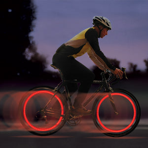 SpokeLit LED Light-Up Bike Spoke Light 'Red'