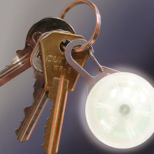 Spotlit LED Light-Up Key Light 'White'