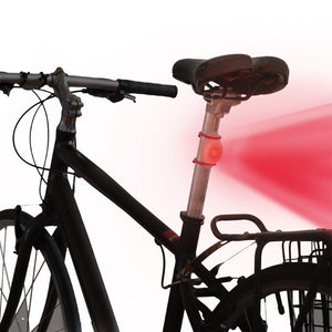 TwistLit LED Light-Up Bike Light 'Red'