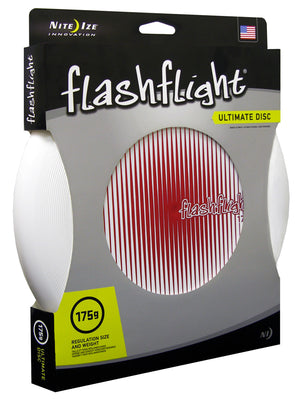 Flashflight Ultimate Disc 'White with Red Graphic'