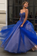 Sweetheart Prom Dresses Tulle Ball Gowns With Beadings Floor Length