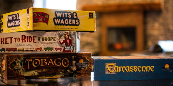 The Loft Board Game Lounge | Ottawa | Board Games | Restaurant | Fun