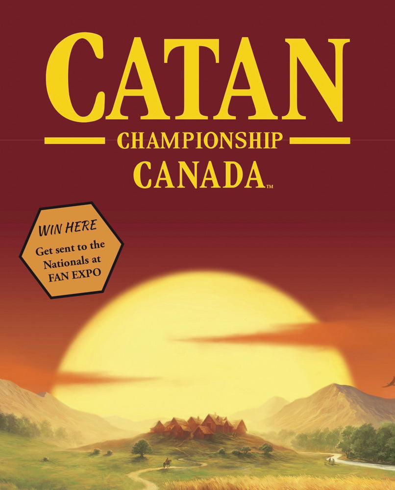 Catan Tournament Entry 2019