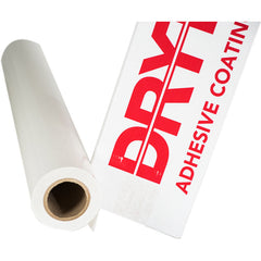 Drytac MediaShield Satinex 3.0 mil Clear PVC film with a satin finish